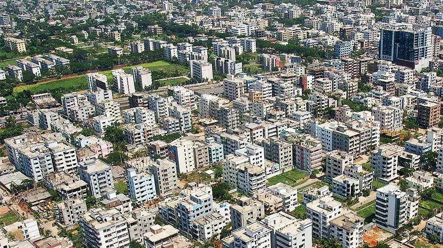 Courtesy visit to Dhaka, Bangladesh.